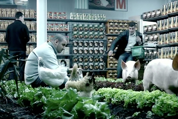 "MIGROS ""FRESHER"", FILM CAMPAIGN"