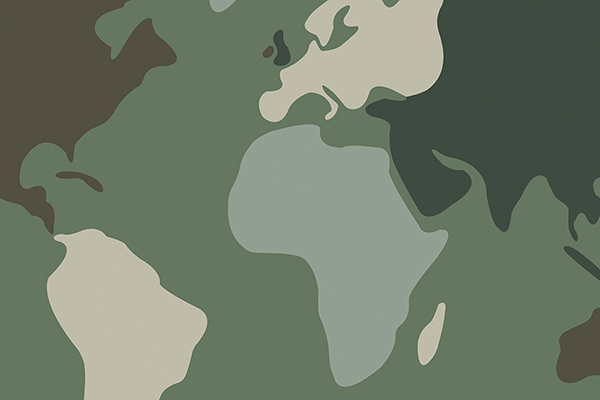 "UNITED NATIONS ""CAMOUFLAGE"", CAMPAIGN"